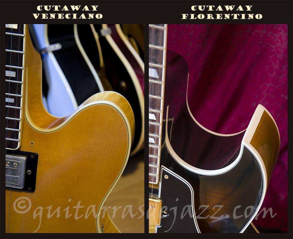 Diferentes cutaways