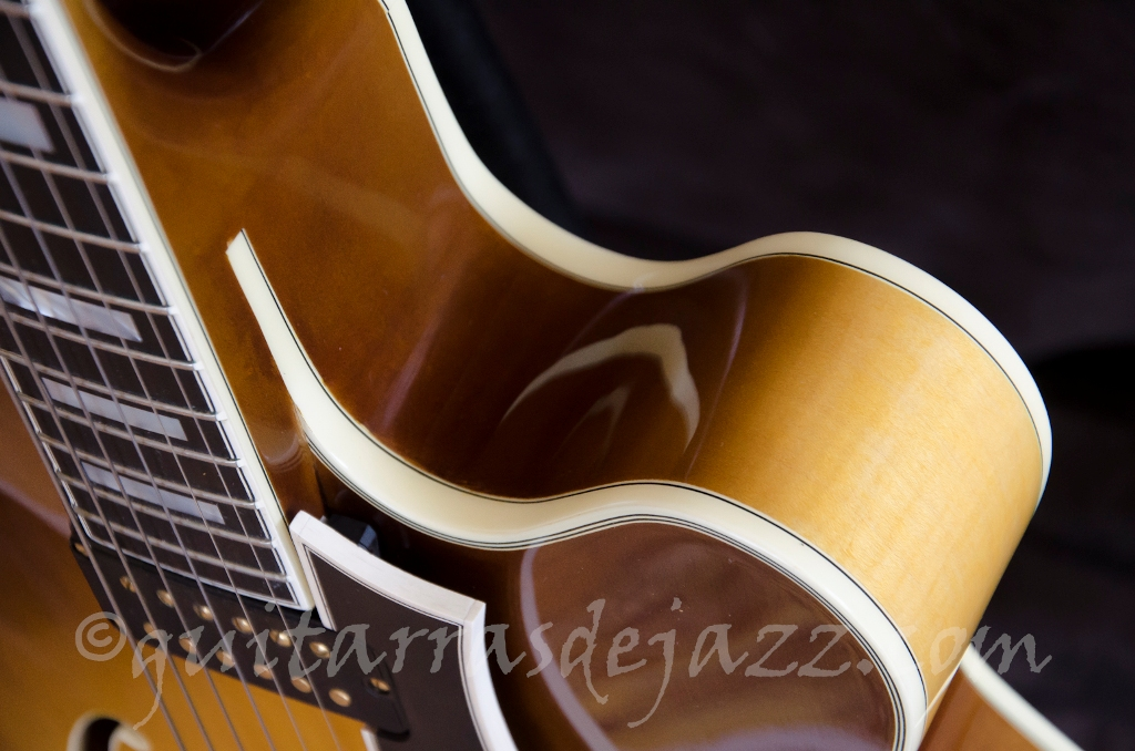12.- Fender D'Aquisto