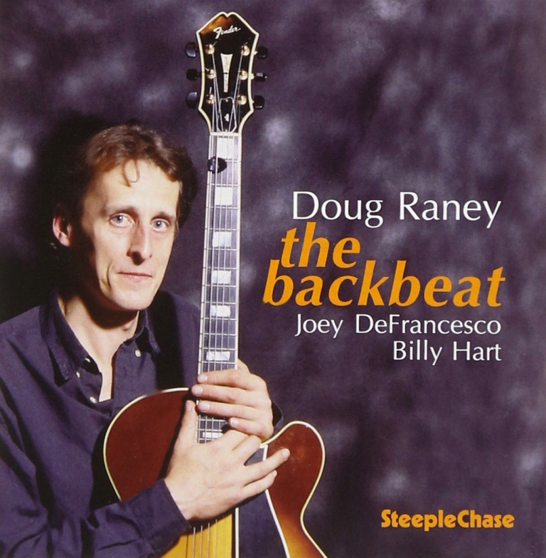 x - Portada de Doug Raney - The Backbeat